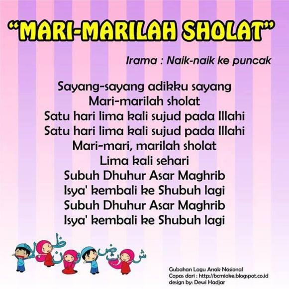 lagu anak anak islami 24