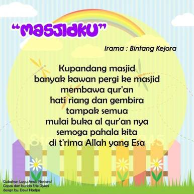 lagu anak anak islami 4
