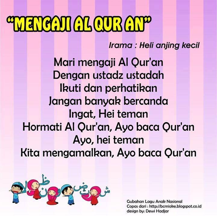 lagu anak anak islami 7