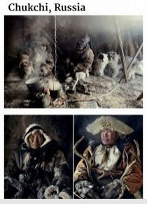 suku terasing chukchi, rusia