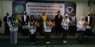 Wisuda SMP Khadijah Secara Virtual, Jadi Sejarah Baru di Dunia Pendidikan