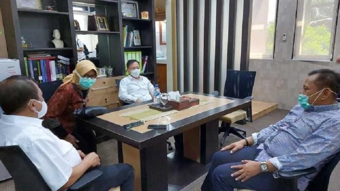 Menkes Ngantor di Surabaya untuk Pantau Penanganan Covid-19