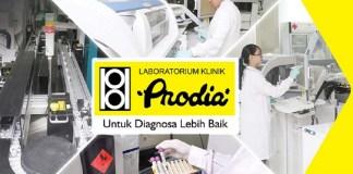 Prodia Cetak Laba Bersih Rp 34,78 Miliar pada Kuartal I/2020