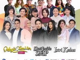 #3XTRAORDINARY SCTV Hadirkan Virtual Meet and Greet Beberapa Bintang Sinetron Idola