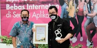 Smartfren Unlimited Dinobatkan Sebagai Paket Internet Terbaik 2020