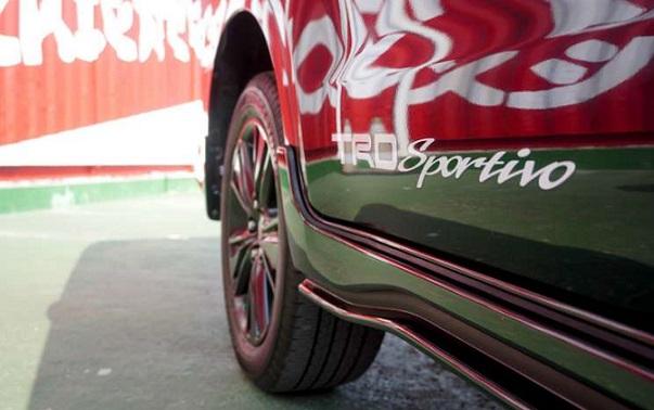 Kijang Innova TRD Sportivo Limited Resmi Meluncur