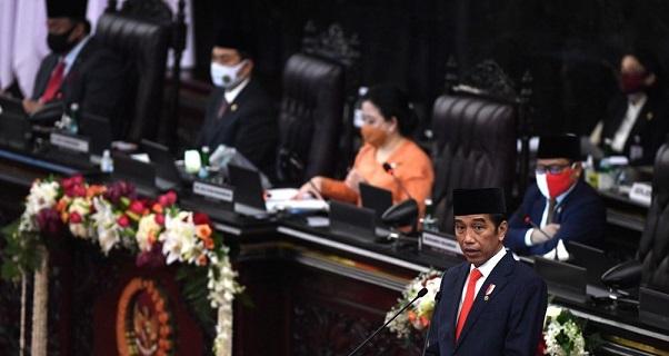 Presiden Jokowi Siap Gunakan Omnibus Law untuk Dorong Investasi