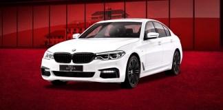 Sambut HUT RI ke-75, BMW Luncurkan BMW 520i M Sport Edition 75