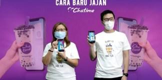 Chatime Luncurkan Chatime Indonesia App