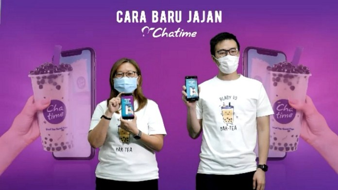 Chatime Luncurkan Chatime Indonesia App