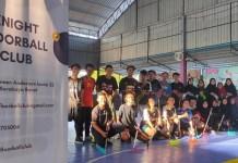 Knight Floorball Club Siap Cetak Bibit Atlet Cabor Floorball