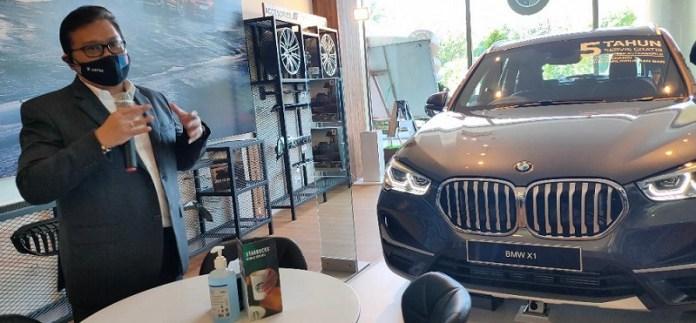 BMW Buka Luxury Store Pertama di Jawa Timur
