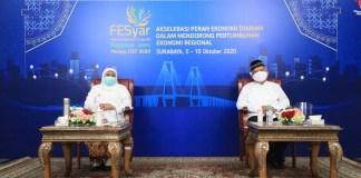Fesyar Regional Jawa 2020 Percepat Peran Ekonomi Syariah dalam Mendorong Pertumbuhan Ekonomi Regional