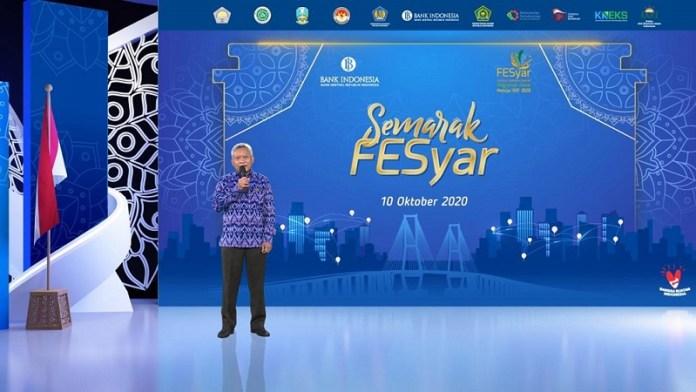 Fesyar Regional Jawa Mampu Percepat Akselerasi Ekonomi Syariah untuk Dukung Perekonomian Regional