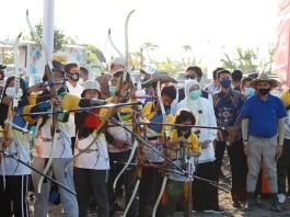 Resmikan Wisata Edukasi Berkuda dan Panahan Kalidawir Sidoarjo, Khofifah Ajak Masyarakat Kenali Potensi Desa