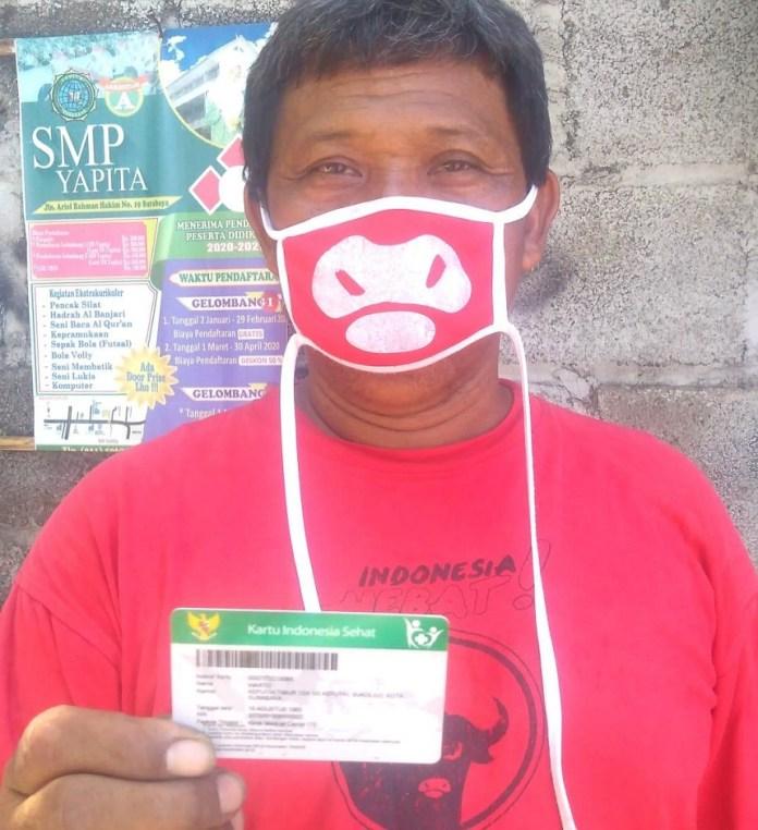 BPJS Kesehatan Bantu Angkat Tumor Mahmudah, Ini ceritanya....