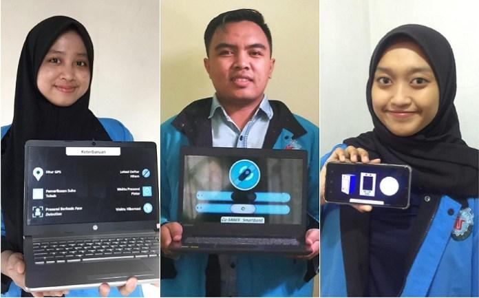 Mahasiswa ITS Gagas Teknologi Co-Saber untuk Tekan Penyebaran Covid-19