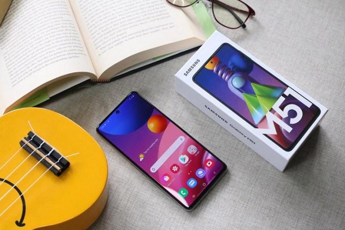 Samsung Gelar Flash Sale Galaxy M51 Extremepower 7000mAh