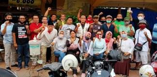 Jogoboyo Siap Hadapi Perusuh di Kota Surabaya