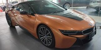 BMW Astra Saloon Week Tampilkan All Model Sedan dan Mobil Listrik di Jawa Timur