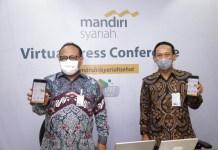 Mudahkan Investasi Emas Lewat Handphone, Mandiri Syariah Launching Fitur E-mas di Mandiri Syariah Mobile