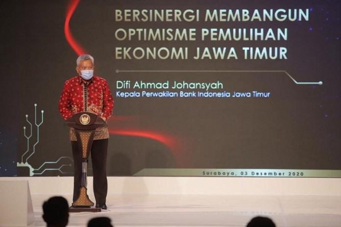 Bank IndonesiaOptimis Provinsi Jatim Alami Pemulihan EkonomiLebih Cepat