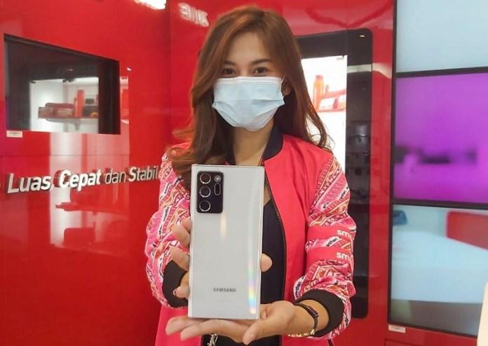 Bundling eSIM Smartfren Unlimited dengan Samsung Galaxy Note20 Series Bikin Bebas Internetan Setiap Hari