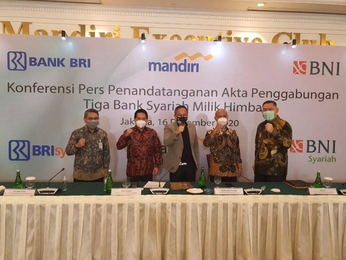 Bank Syariah Indonesia Dipastikan Akan Beroperasi 1 Februari 2021