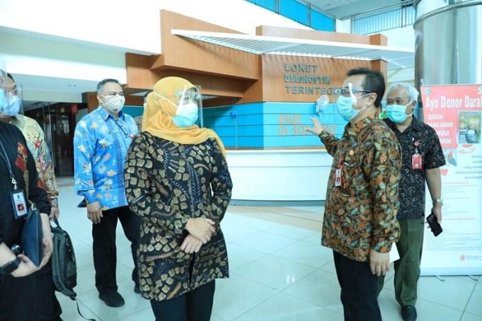 IGD Penyakit Menular Pertama di Indonesia Hadir di RSUD Dr. Soetomo
