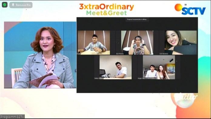 "3xtraOrdinary Meet and Greet ""Anak Band"" Bawa Keseruan yang Berbeda"