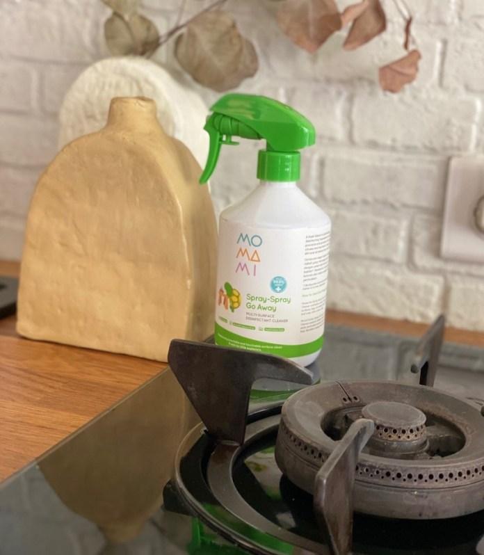 Momami Hadirkan Disinfectant Cleaner untuk Anak