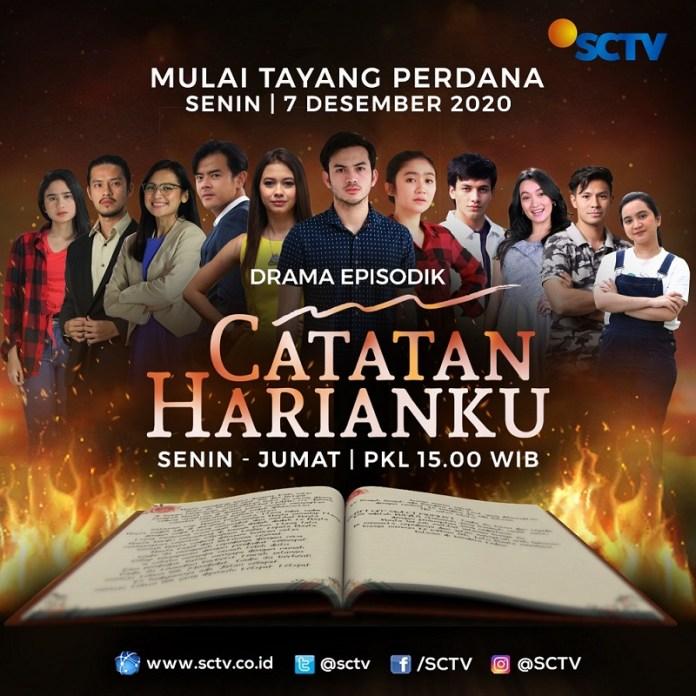 """SCTV Luncurkan Drama Terbaru """"Catatan Harianku"""""""