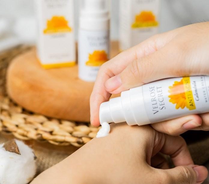Velrose Secret Luncurkan Skin Care dari Buah Kering