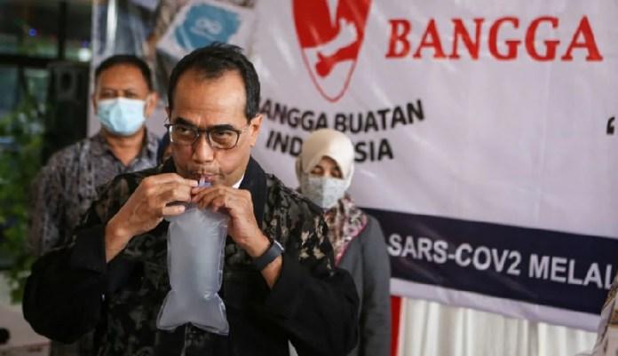 GeNose Siap di Sebar Kemenhub di 44 Stasiun Jawa & Sumatra