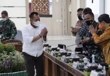 Sekdaprov Jatim Minta TNI/Polri Gencarkan Covid Hunter