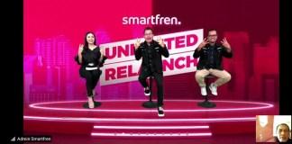 Smartfren Hadirkan Unlimited Relaunch yaitu Extra Unlimited Malam