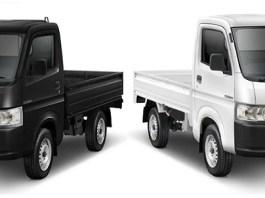 Suzuki Luncurkan New Carry Pikap secara Virtual