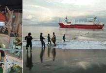 Asset Kapal PT Bina Nusantara Perkasa Diambil Alih Pengurus Ilegal