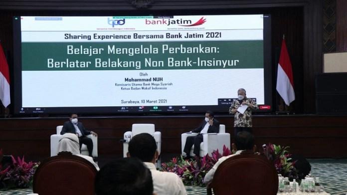 Bank Jatim Gelar Refreshment Perbankan untuk Bangun Motivasi Karyawan