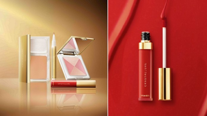 Crystallure Luncurkan Makeup Halal Dengan KandunganCrystalline Gold Powder