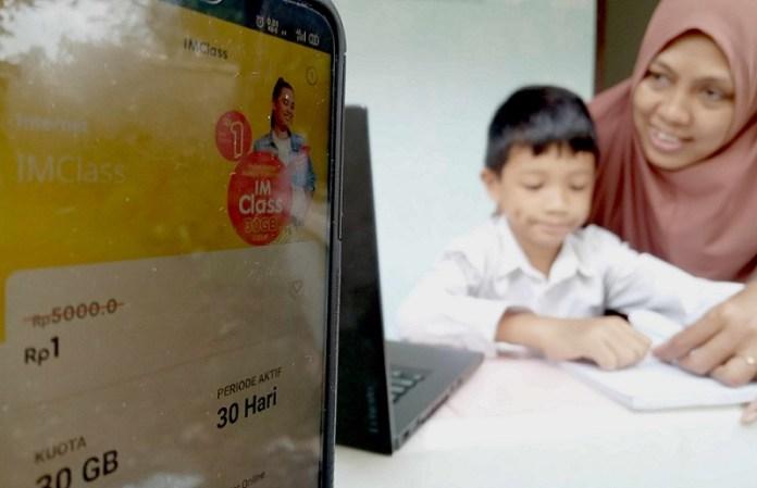 Indosat Ooredoo Dukung Pemberian Bantuan Kuota Data untuk PJJ Tahap II
