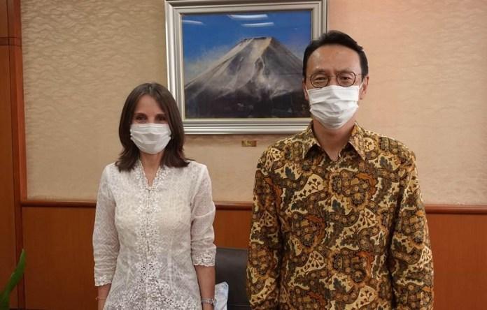 Jepang dan UNICEF Bermitra Dukung Pendidikan Anak dan Tingkatkan Rantai Dingin Vaksin di Indonesia