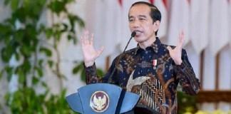 Presiden Joko Widodo : Perbanyak Program Padat Karya di Daerah untuk Buka Lapangan Kerja