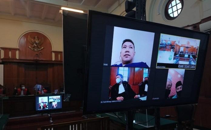 Penasehat hukum David : Tuntutan Jaksa Tidak Memenuhi Keadilan Dan Terkesan Emosional