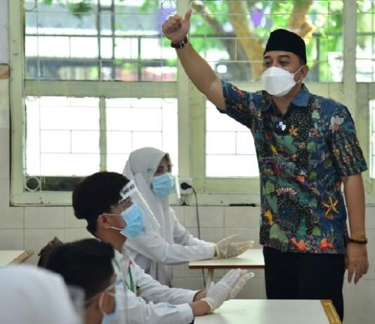 Surabaya Bersiap Sekolah Tatap Muka Juli
