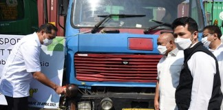 Wagub Jatim Dampingi Mendag Luncurkan Ekspor Perdana L-Cysteine ke AS