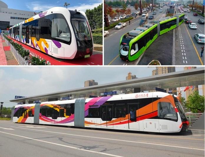 Surabaya Bakal Punya Kereta Tanpa Rel. Ini Faktanya
