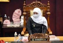 Gubernur Khofifah Minta Masyarakat Tidak Takbiran Keliling