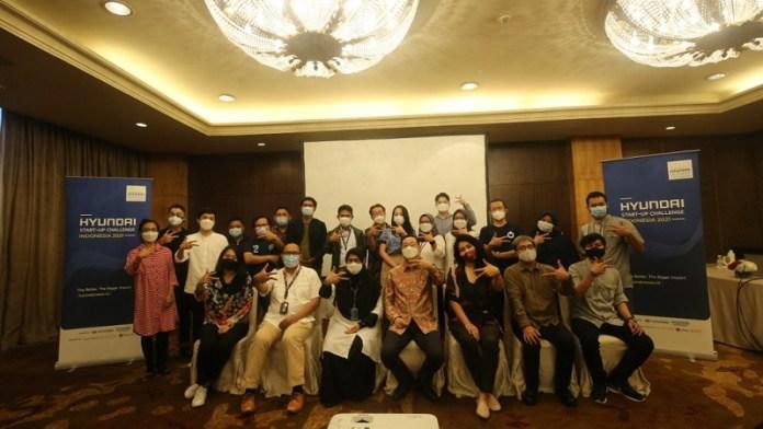 Hyundai Motor Group Luncurkan Hyundai Start-Up Challenge Indonesia 2021