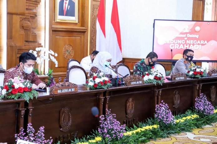 Jelang Idul Fitri, Wagub Emil Imbau Masyarakat Tak Lengah Hadapi Pandemi Covid-19